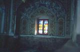 Window in Mahabat Khan Mosque