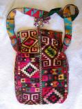 Turkoman purse-backside