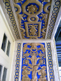 Geary Theater-entrance detail