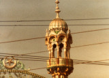 Pindi-minar & power lines
