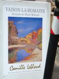 Provence: 2006 (Seguret, Vaison la Romaine, Suzette)