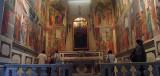 Santa Maria della Carmine--the Brancacci Chapel with frescoes of Massacio and Masolino