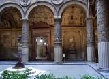 Florence: Palazzo Vecchio courtyard     81327138