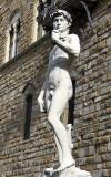 Florence: Palazzo Vecchio David