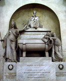 Florence: Santa Croce-Dante's Tomb