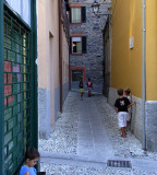 Bellagio:  Boys Leaving