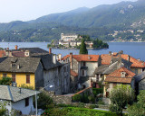 Italy:  Lake Orta, Italia Photos