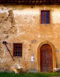 Italy: Old Petrognano in Tuscany (Toscana)