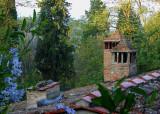 La Volpaia room view, spring 2006