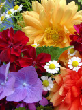 Garden Bouquets