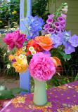 Yves Piaget, Golden Celebration, Pat Austin, Hydrangea, Foxglove