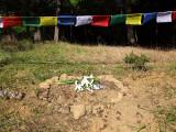 Shasta's Buddist Resting Place
