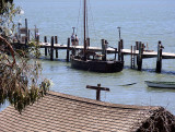 China Camp, San Rafael, California: Grace Quan Shrimp Boat