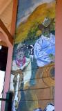 Pt. Reyes Station, California: Mural 1