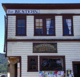 The Old Western Hotel, Pt. Reyes Station, CA