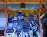 Pt. Reyes Station, California: Mural 2