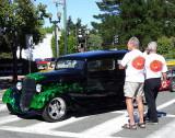 San Anselmo, California Car Show (for Boomers!)