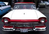 Fairfax, CA  Car Show