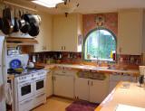 My Kitchen (I designed the tile work myself ;^)