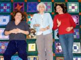 Linda, Mom & Marta