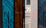 Iglesia de Nacajuca-Church Doors