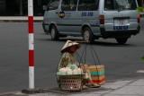 vietnamese saleswoman