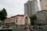 Opera House and Caravelle hotel