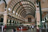 inside Ho Chi Minh City post office