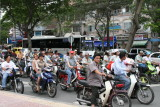 Saigon is the City of Motorbikes