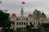 The City Hall of Ho Chi Minh City