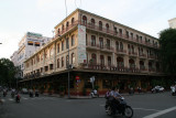 Continental hotel - the novel The Quiet American by Graham Greene (about life in Saigon before Vietnam War) took place here