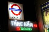 Saigon underground!