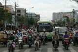 leaving the City of Motorbikes