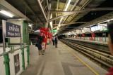 Bangkok skytrain station