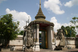 gate to Grand Palace temple complex
