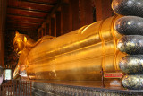 Wat Pho - the Temple of the Reclining Buddha
