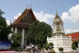 around Wat Pho