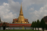 Western side of Wat Phra Kaew, viewed from within the grounds of the Grand Palace