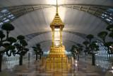 new Bangkok Airport Suvarnabhumi, opened 28 Sep 2006