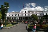Palacio de Gobierno (Presidnetial Palace)