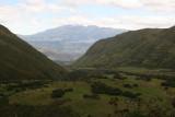 leaving Quito