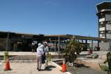 Galapagos airport arrivals