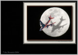 Just Plane Moon-Struck