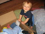 Simon: 9 Months, November 2006