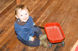 Gil goes to the Ranch Feb 2007