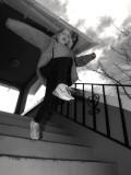 Jump for Joy --- OaklandWoody