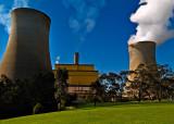 Yallourn power station by Dennis