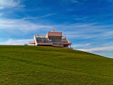 House on the hill by Dennis