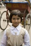 School Girl, Old Delhi