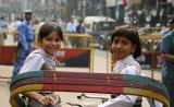 School Girls, Old Delhi
